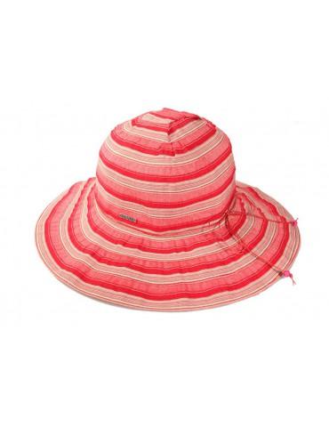 Chapeau Elysa rouge
