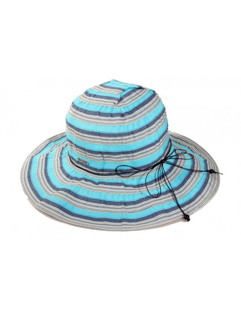 Chapeau Elysa turquoise