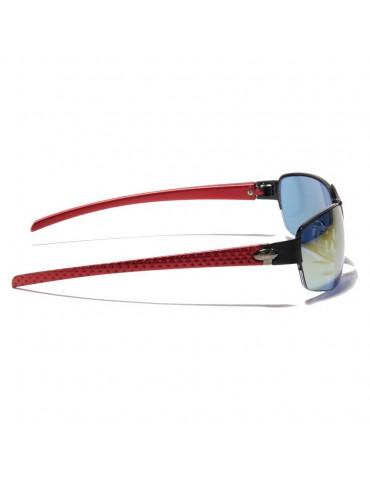 Lunette de soleil Xloop sport rouge
