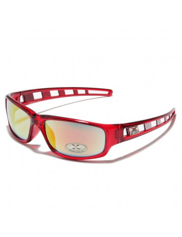 Lunette de soleil Xloop Running rouge