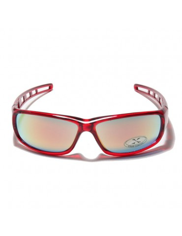 Lunette Xloop Running rouge