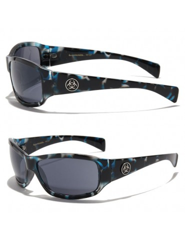 Biohazard Optics bleu
