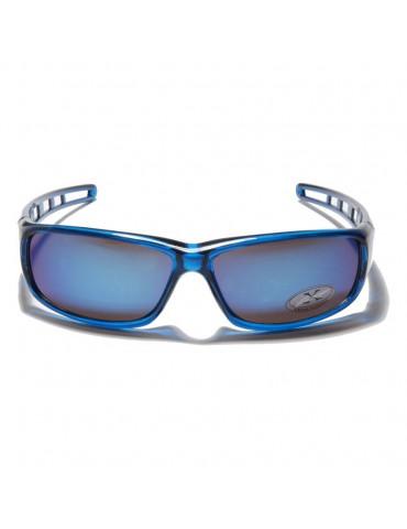Lunette Xloop Running bleue