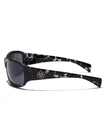 Lunette Biohazard Optics grise