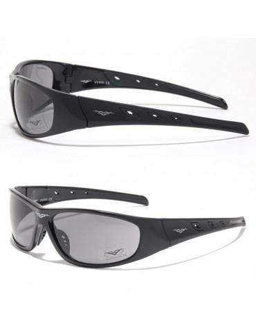 lunette de soleil monture furtive noir