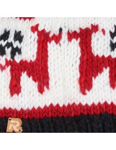 bonnet maille tricot