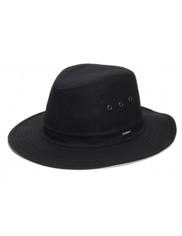 Chapeau Gordon noir Herman
