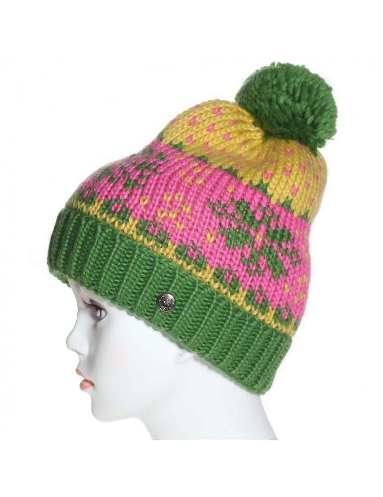 bonnet de ski tricolore