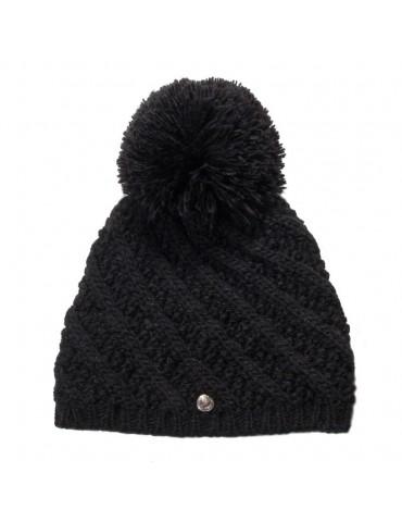 Igalykos - Bonnet Tiser noir