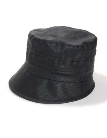 Chapeau Dafne noir Modissima