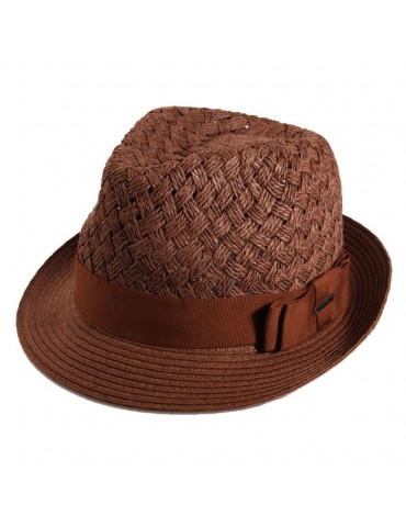 Chapeau Cliff marron Herman