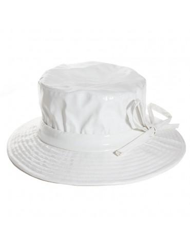 Chapeau Ema blanc Herman
