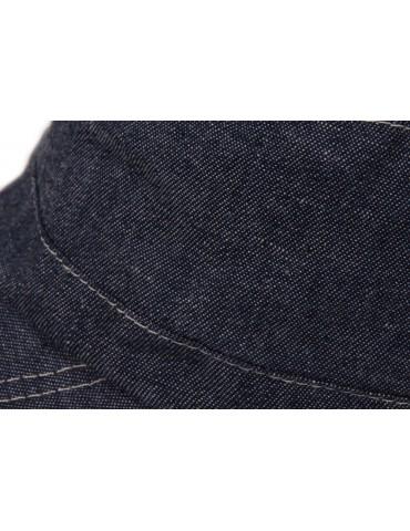 Casquette bébé jeans brut