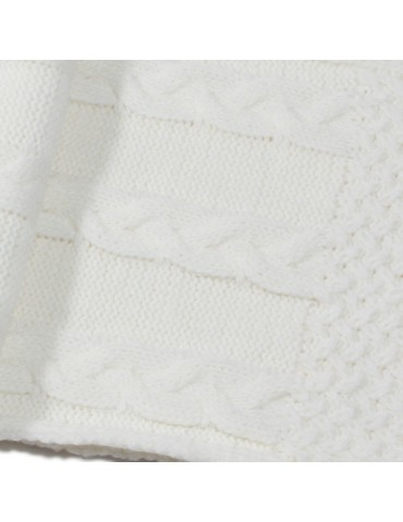 écharpe tricot