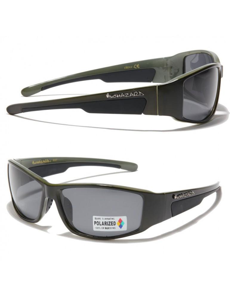 lunettes de soleil polarisante monture kaki
