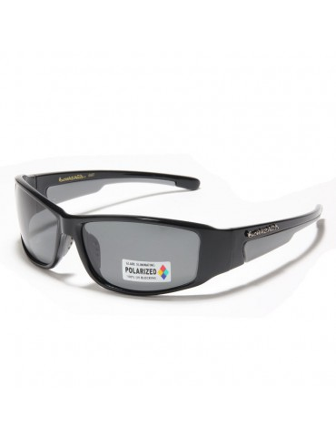 lunette de soleil polarisante monture noir
