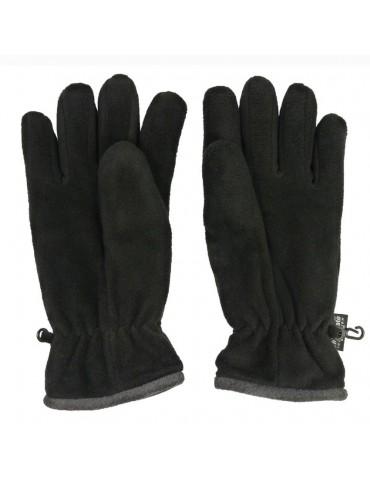 gant polaire noir