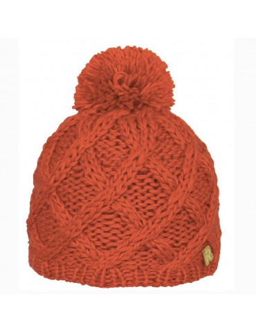 bonnet enfant coloris orange