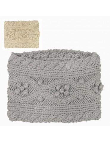 Cache col tricot Herman