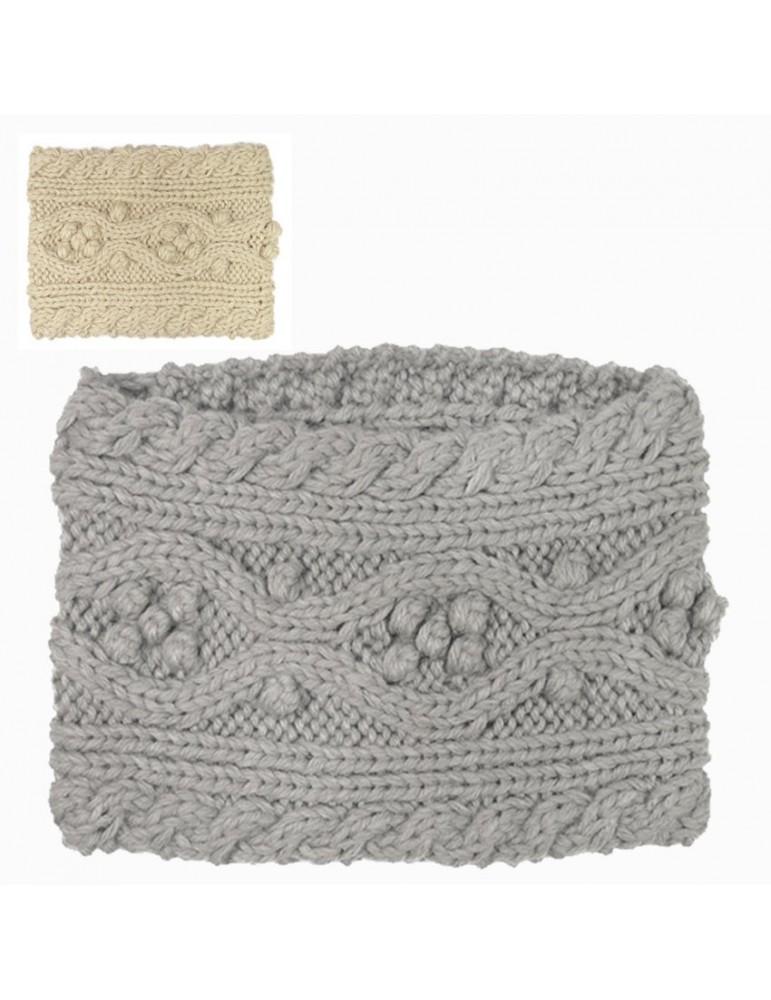 cache col tricot