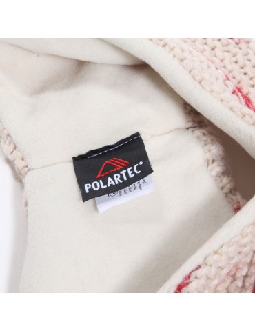 bandeau de ski doublé polaire Polartec