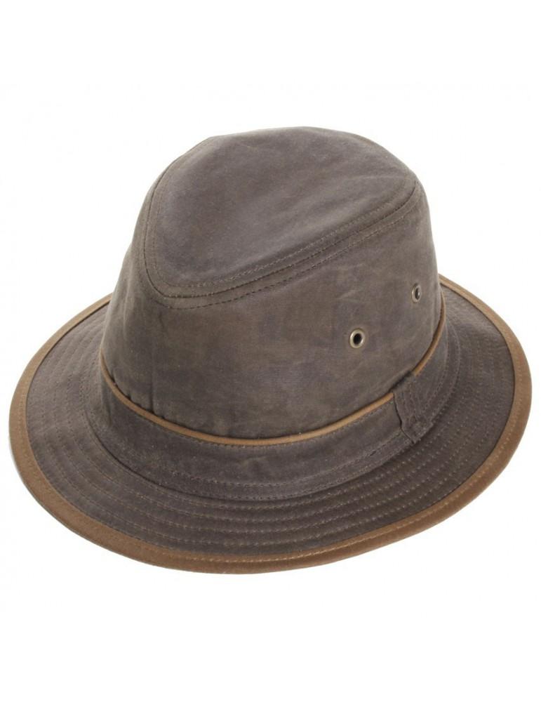 chapeau coton huilé colamtiss