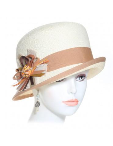 chapeau panama femme