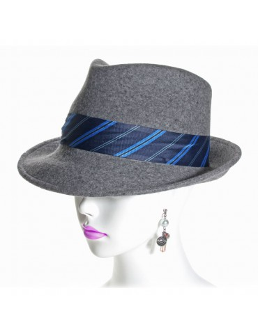 Chapeau Isabel anthracite...