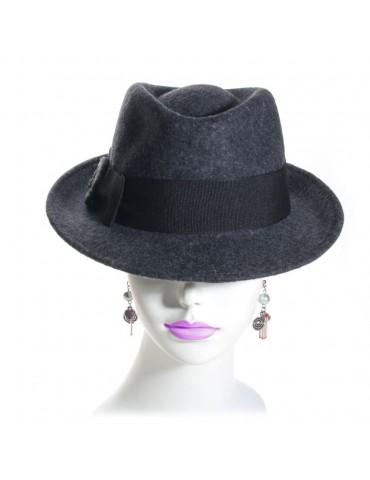 Chapeau Cristal anthracite...