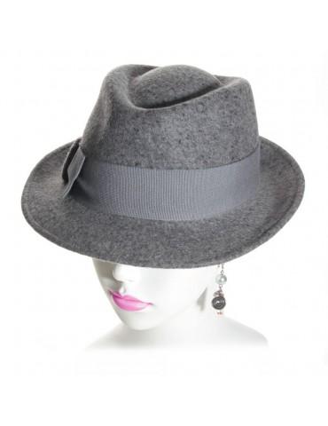 Chapeau Cristal gris clair...