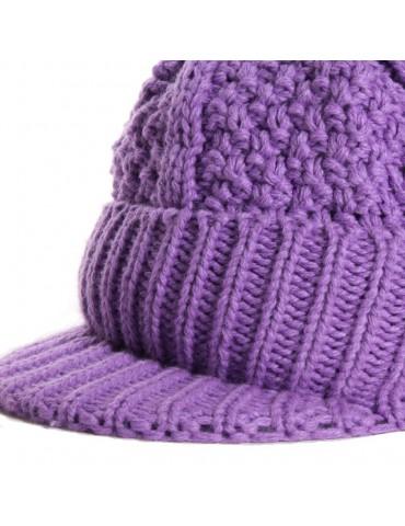 bonnet maille laine