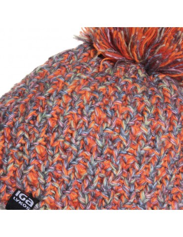 Bonnet Mixaj orange Igalykos