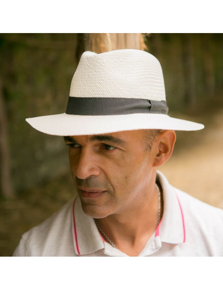 Chapeau panama d'Équateur