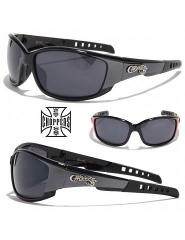 lunettes de soleil sport et logo signature