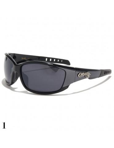 lunette de soleil sport monture noir