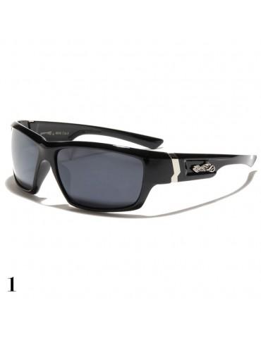 lunette de soleil vision grise