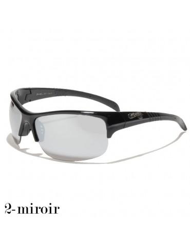 lunette de soleil verre miroir