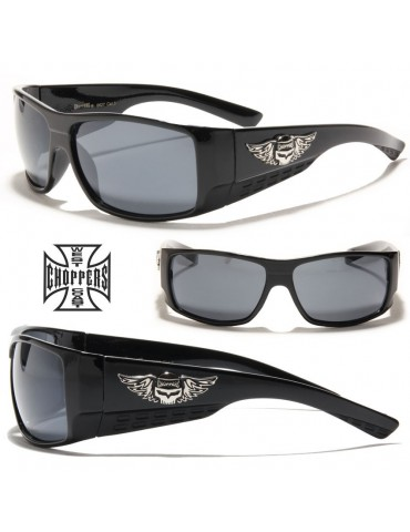 Lunette Black Ops Choppers