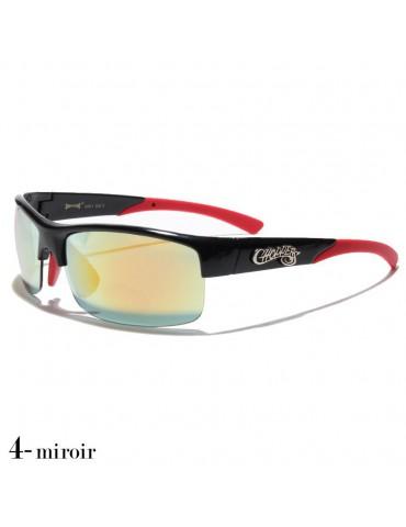 lunette de soleil verres colorés