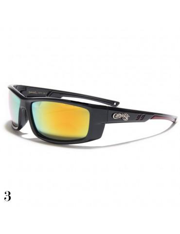 lunettes de soleil verres colorés