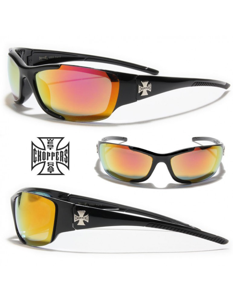 lunettes de soleil marque Choppers sunglasses