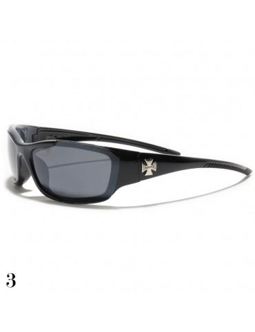 lunettes de soleil vision noir