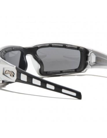 lunettes de soleil avec mousse