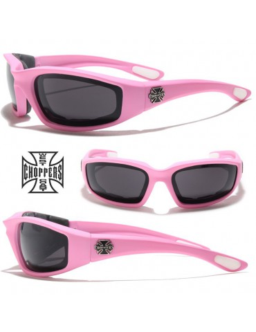 Lunette Bobster Pink Choppers