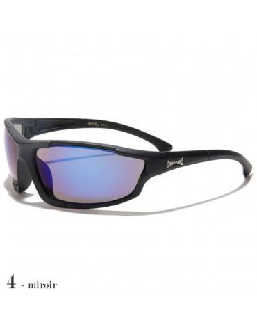 lunettes de soleil verres miroirs