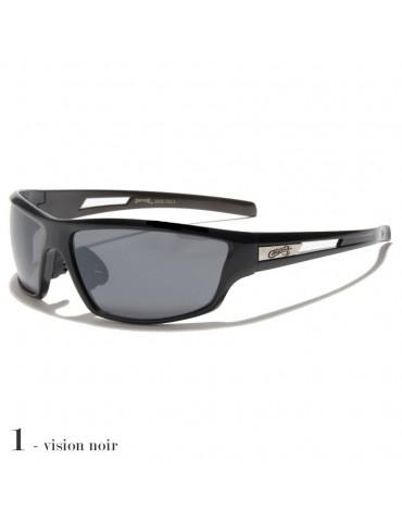 lunettes de soleil verre noir