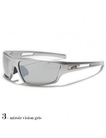 lunettes de soleil miroir
