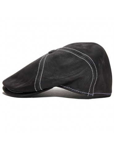 Modissima - Carrera cuir noir