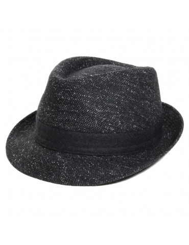 Chapeau trilby laine Modissima