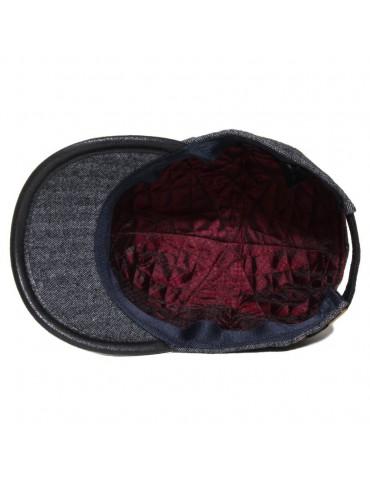 casquette américaine avec ceinture réglable
